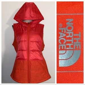 The North Face NWOT Red Vest XL